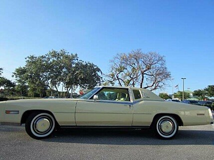 1978 Cadillac Eldorado for sale 100995804