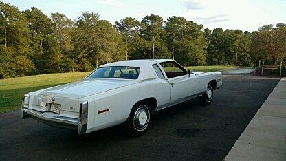 1978 Cadillac Eldorado Coupe for sale 101022858