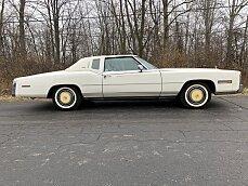 1978 Cadillac Eldorado for sale 101055943