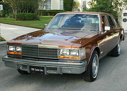 1978 Cadillac Seville for sale 100908429