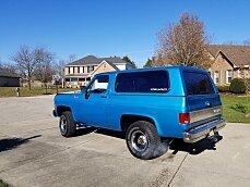 1978 Chevrolet Blazer 4WD 2-Door for sale 100930955