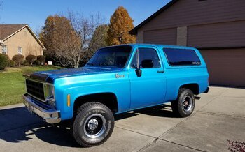 1978 Chevrolet Blazer 4WD 2-Door for sale 100930955
