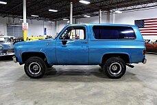 1978 Chevrolet Blazer for sale 100968467