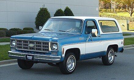 1978 Chevrolet Blazer for sale 101058475