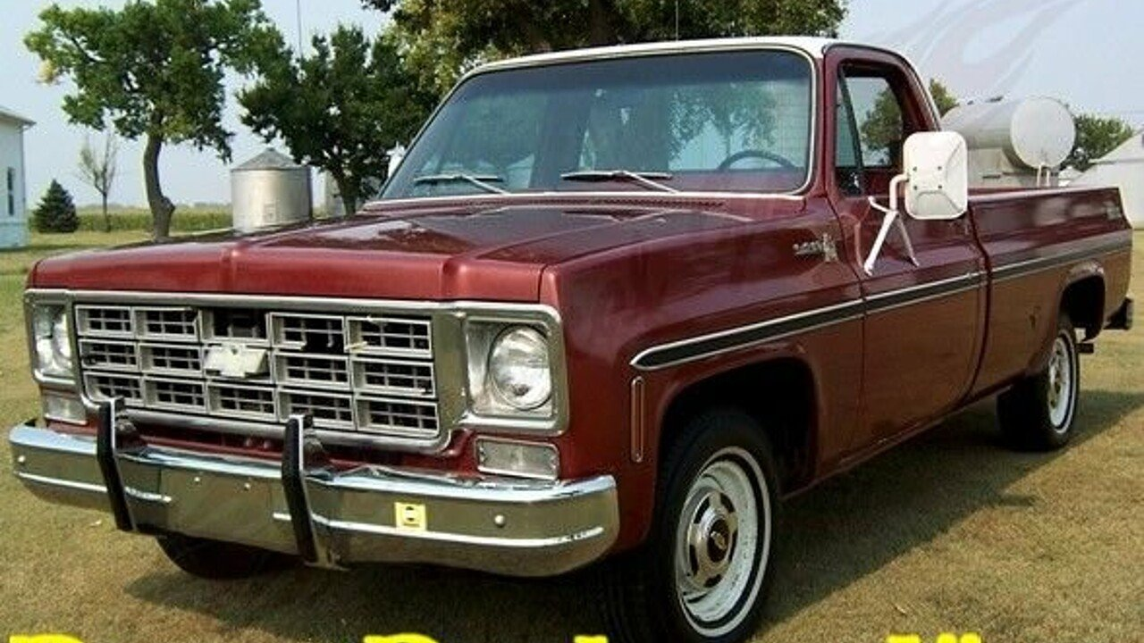 1978 Chevrolet C/K Truck for sale 100911373