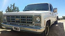 1978 Chevrolet C/K Truck Silverado for sale 100866503