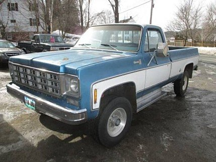 1978 Chevrolet C/K Truck for sale 100961931