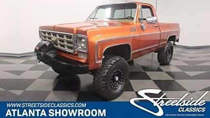 1978 Chevrolet C/K Truck for sale 100975722