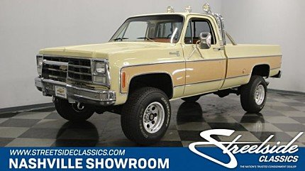 1978 Chevrolet C/K Truck for sale 101036244