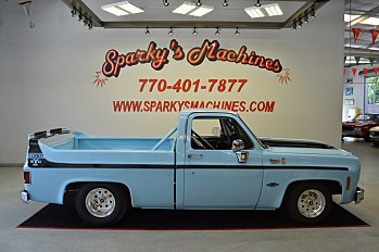 1978 Chevrolet C/K Trucks Silverado for sale 100882796