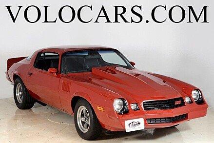 1978 Chevrolet Camaro for sale 100778963