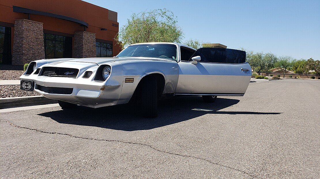 1978 Chevrolet Camaro LT Coupe for sale 101051813