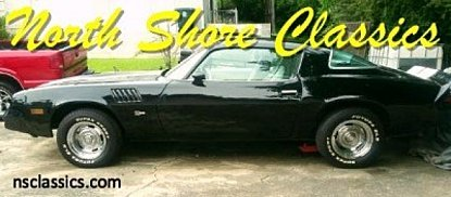 1978 Chevrolet Camaro for sale 100785842