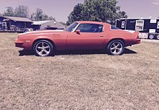1978 Chevrolet Camaro for sale 100792683