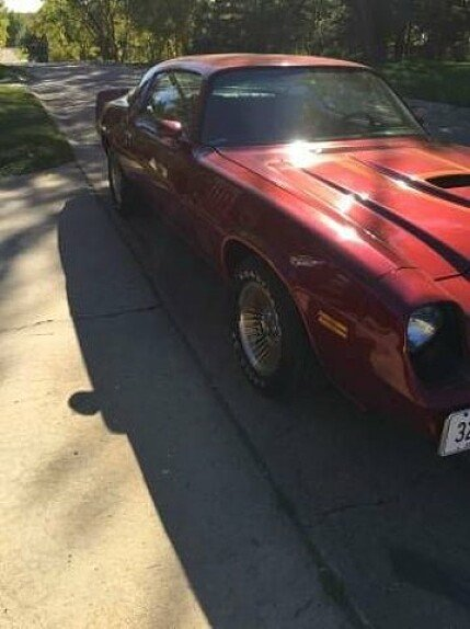 1978 Chevrolet Camaro for sale 100829865
