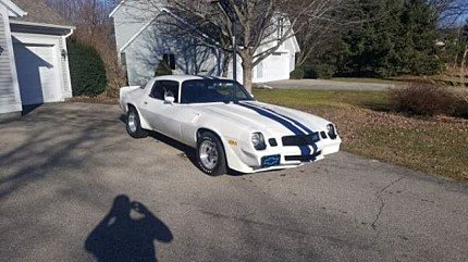 1978 Chevrolet Camaro for sale 100851520