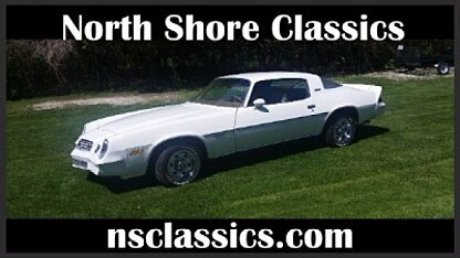 1978 Chevrolet Camaro for sale 100866742