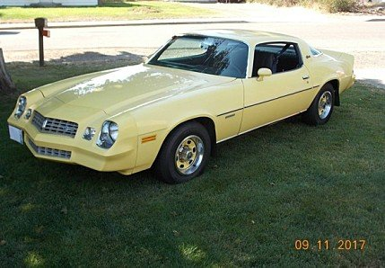 1978 Chevrolet Camaro for sale 100915532