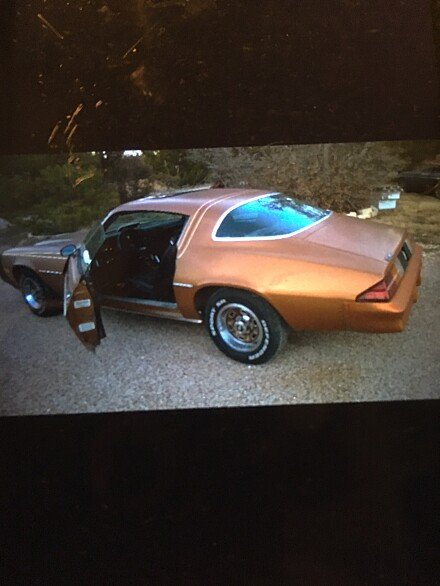 1978 Chevrolet Camaro Coupe for sale 100962858