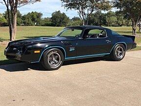1978 Chevrolet Camaro for sale 101054746