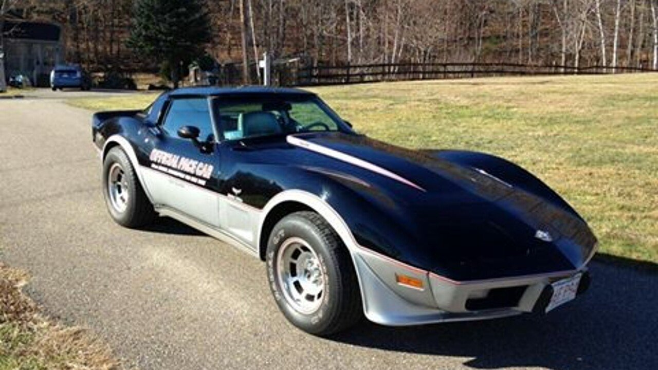 1978 Chevrolet Corvette for sale 100853846