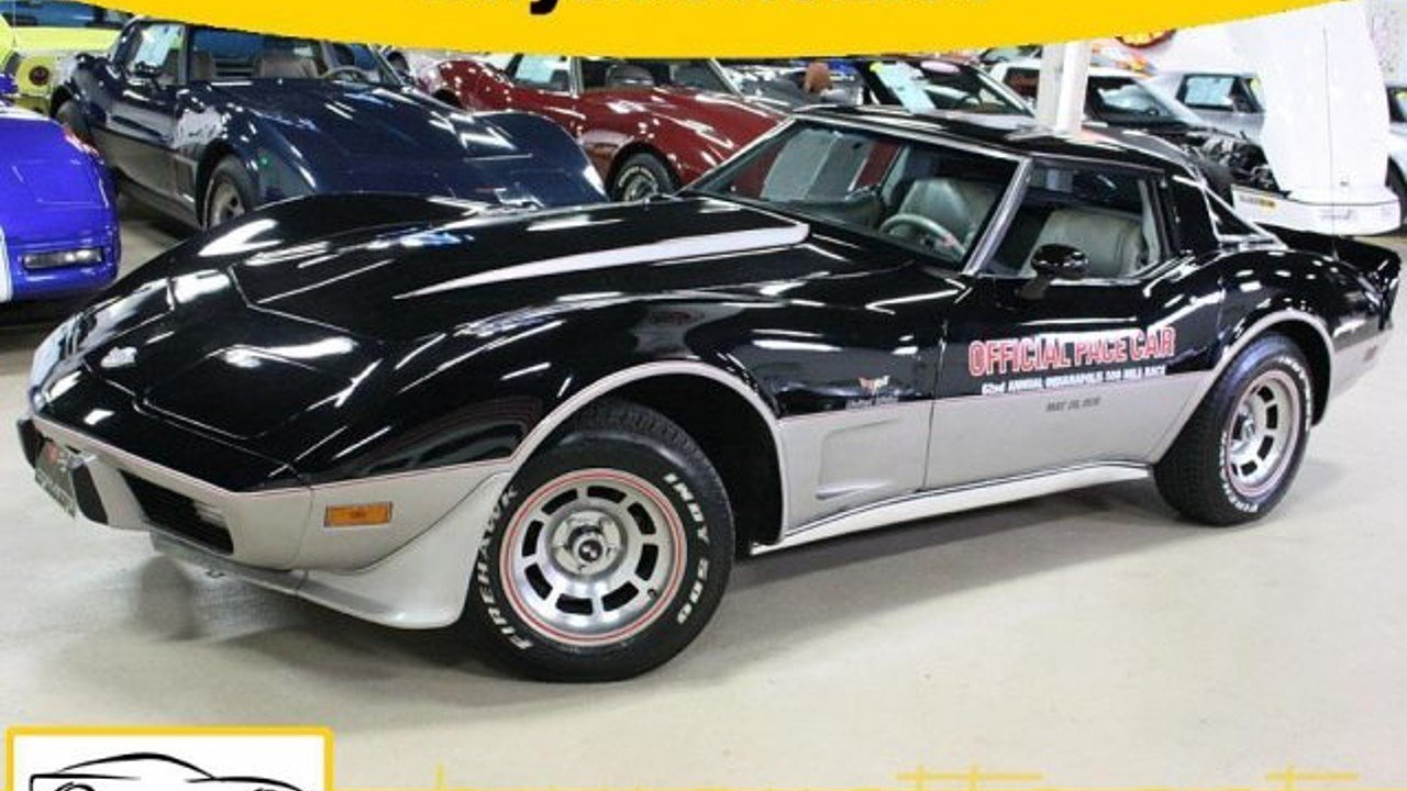 1978 Chevrolet Corvette for sale 100925348