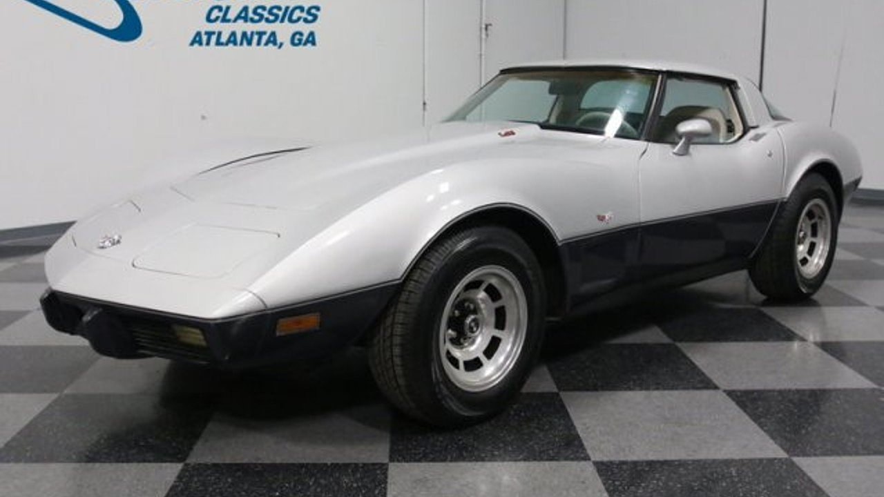 Corvette chevy corvette 2003 : 1978 Chevrolet Corvette Classics for Sale - Classics on Autotrader