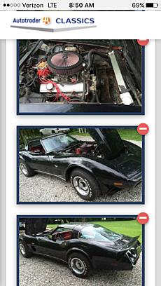 1978 Chevrolet Corvette for sale 100767770