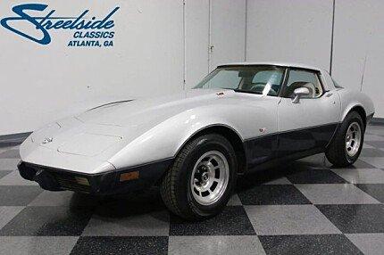 1978 Chevrolet Corvette for sale 100975749