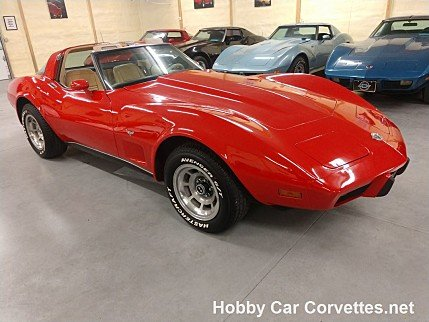 1978 Chevrolet Corvette for sale 100977558