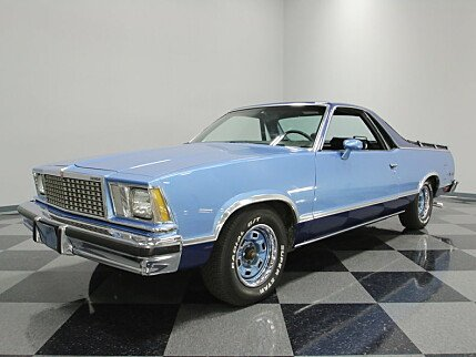 1978 Chevrolet El Camino for sale 100774012