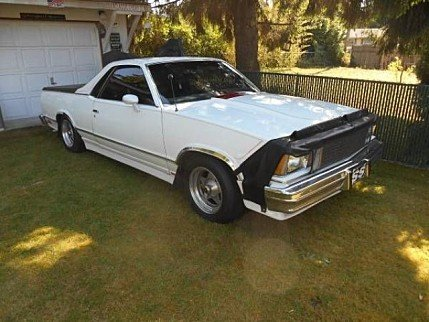 1978 Chevrolet El Camino for sale 100839829
