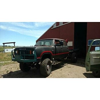1978 Dodge D/W Truck for sale 100833590