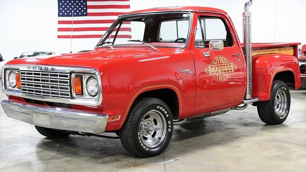 1978 Dodge D/W Truck for sale 101019119