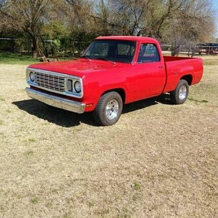 1978 Dodge D/W Truck for sale 100968160