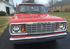 1978 Dodge Li'l Red Express for sale 100842029