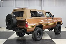 1978 Dodge Ramcharger for sale 100740800