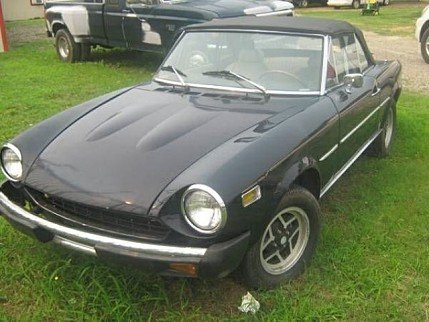 1978 FIAT Spider for sale 100803037