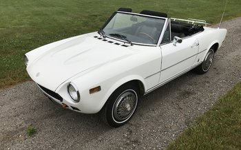 1978 FIAT Spider for sale 100883464