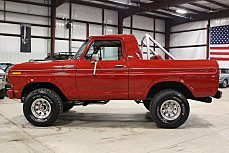 1978 Ford Bronco for sale 100758170