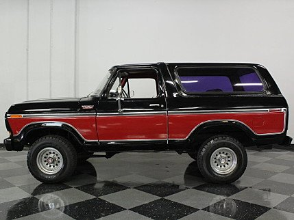 1978 Ford Bronco for sale 100767567