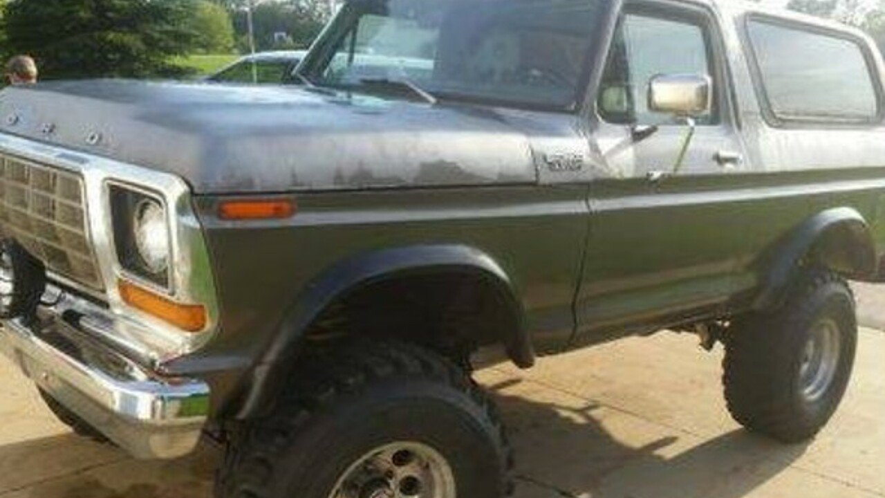 1978 Ford Bronco for sale 100930069