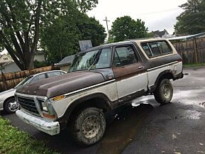 1978 Ford Bronco for sale 100905800