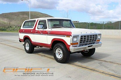 1978 Ford Bronco for sale 100968571