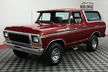 1978 Ford Bronco for sale 100969099