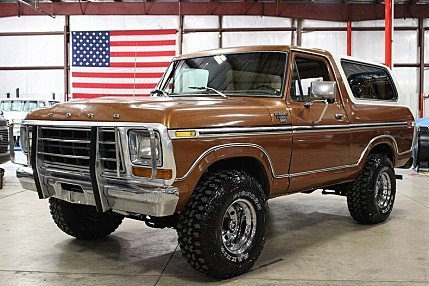 1978 Ford Bronco for sale 100984129