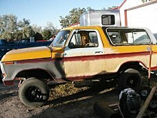 1978 Ford Bronco for sale 100999573