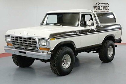1978 Ford Bronco for sale 101003066