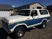 1978 Ford Bronco for sale 101011646