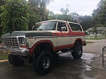 1978 Ford Bronco for sale 101014975